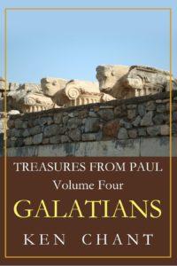 Treasures from Paul-Galatians