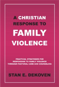 A Christian Response to Family Violence