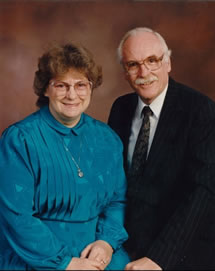 Dr. Ken and Alison Chant