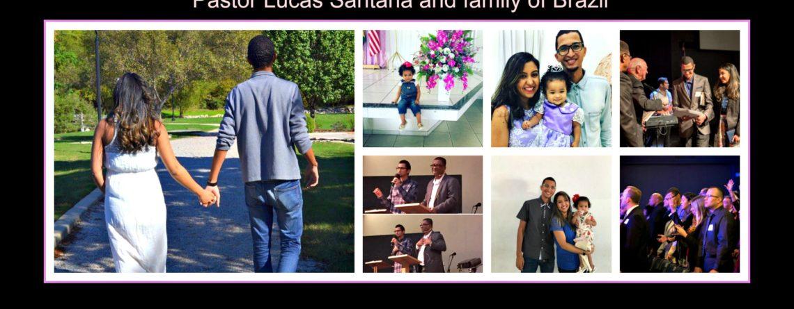 Vision Associate –Pastor Lucas Santana
