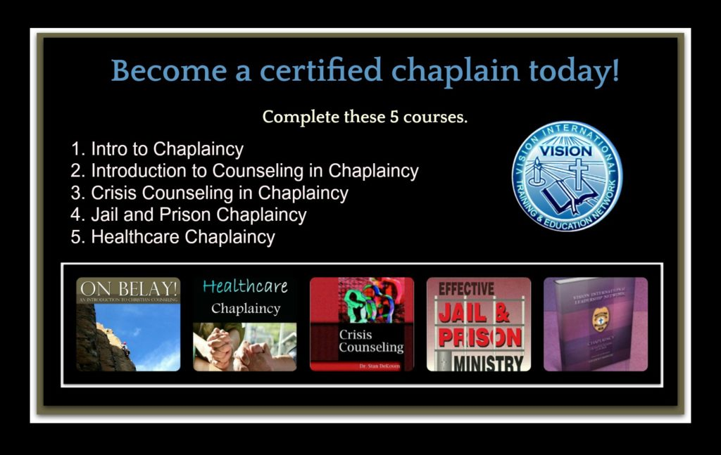 Chaplaincy Certification Program