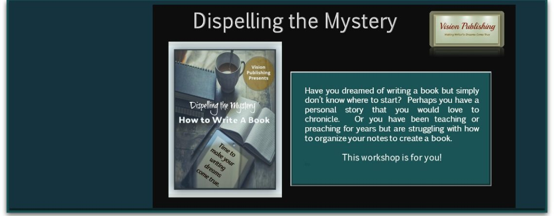 Dispelling the Mystery